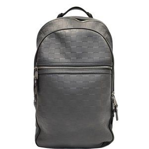 Louis Vuitton Michael Damier Infini Backpack